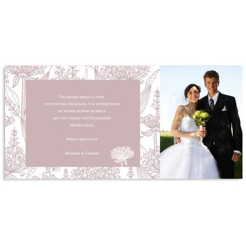 remerciements mariage lgant un air dautrefois partir 101 - Texte Remerciement Mariage Parents