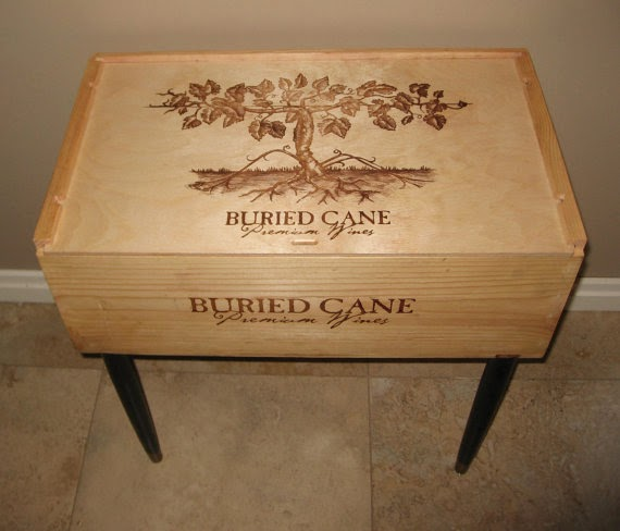 Wooden Wine Boxes & Wine Crates: May 2015