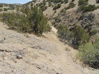 cerrillos hills state park trails