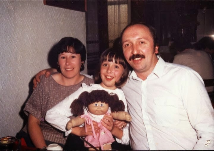 Margaret Kelly and Arthur Martin family photo