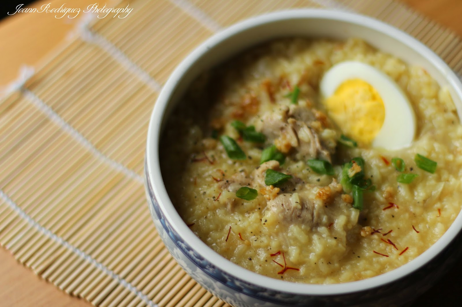 how to cook arroz caldo filipino style