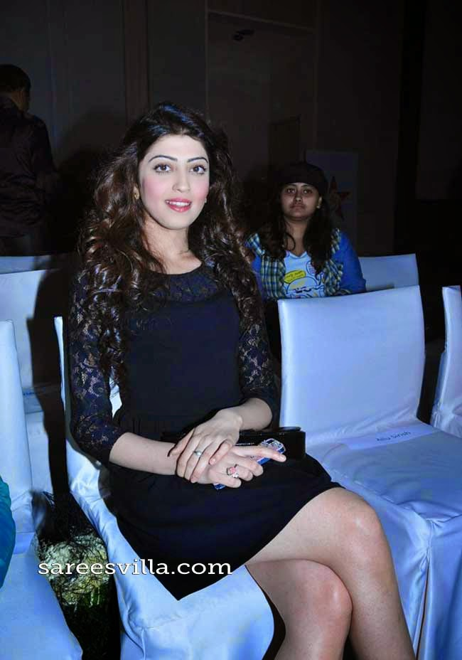 Pranitha at Travel New Roads Book Launch