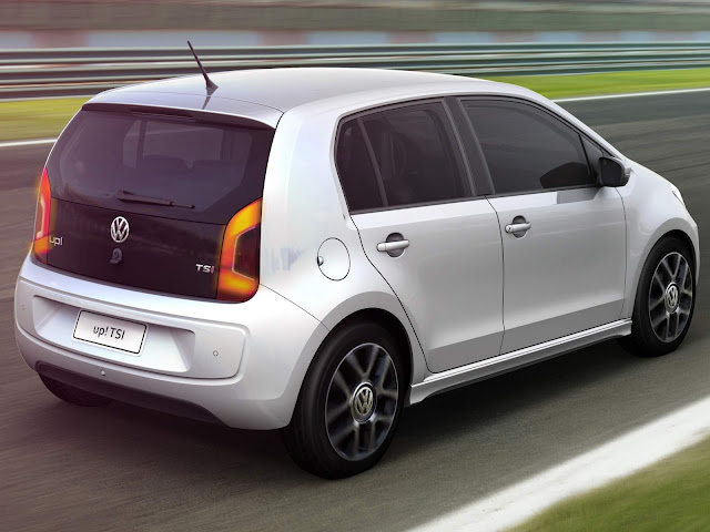 Volkswagen High-up! TSI - Turbo