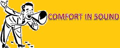 Comfort In Sound