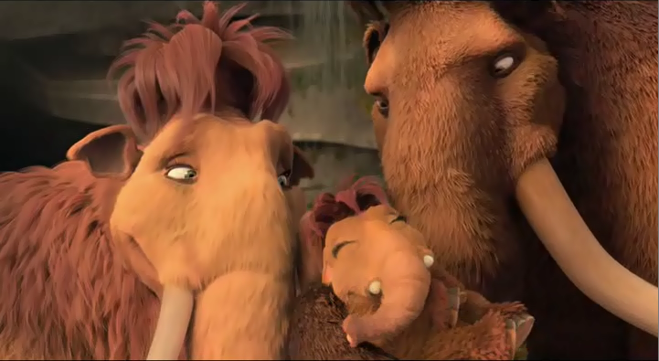 ice age 4 characters peaches - photo #21
