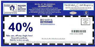 Bed bath and beyond online coupon nov 2018