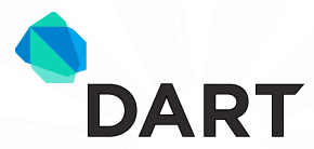 logo Dart dari Google