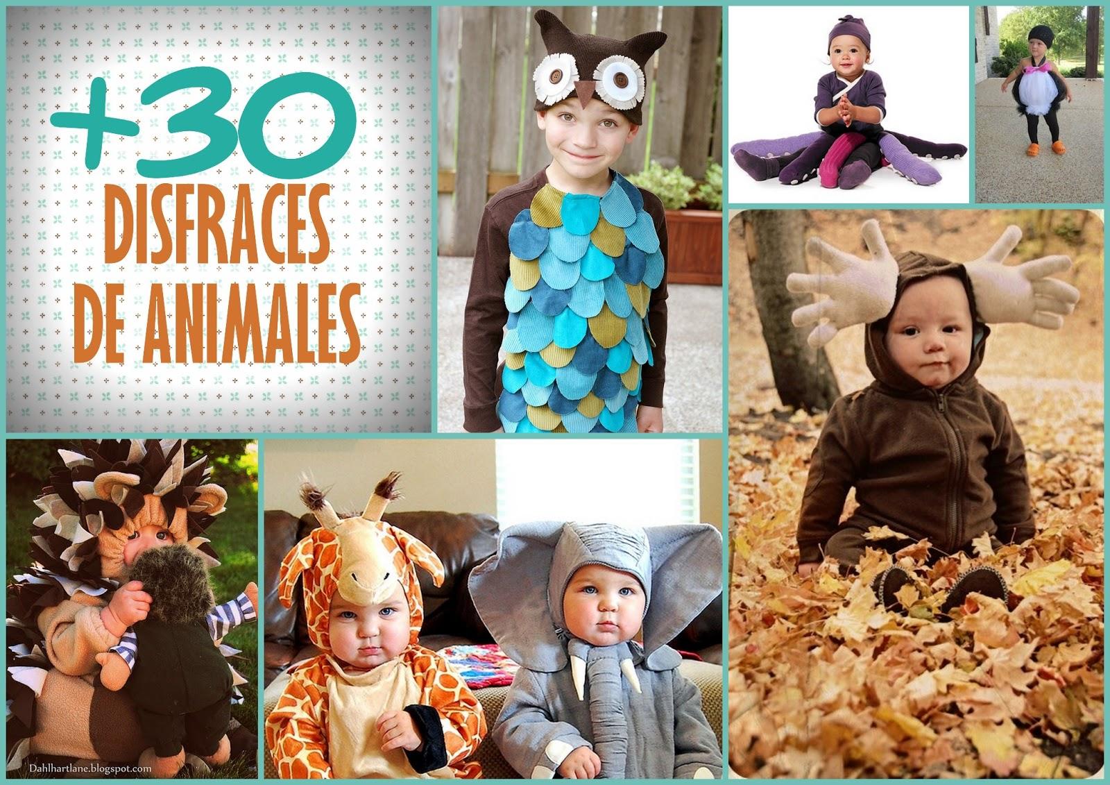 Recursos Disfraces De Animales Para Carnaval Lluvia De Ideas - Idea-disfraz