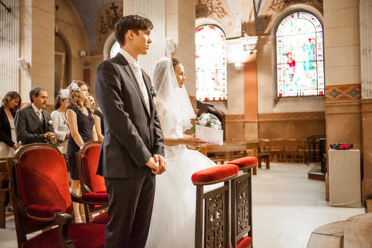 Texte mariage église