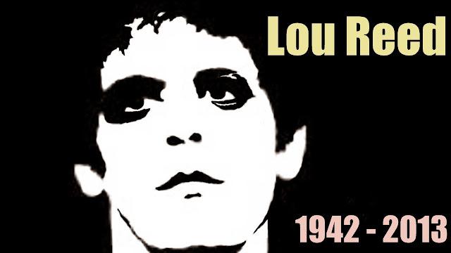 Fallecimiento de Lou Reed