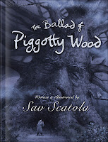 The Ballad of Piggotty Wood book cover