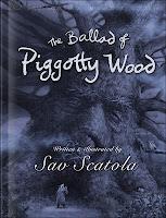 The Ballad of Piggotty Wood book cover