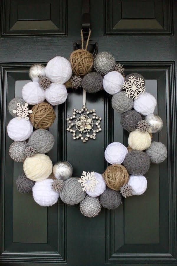 ideas fciles para decorar la casa en navidad