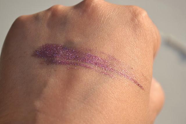 Bella Terra Mineral Cosmetics mineral shimmer in Emotion