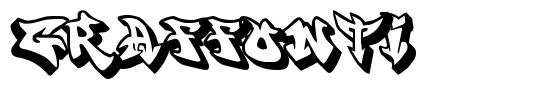 178 Graffiti Fonts Style 5