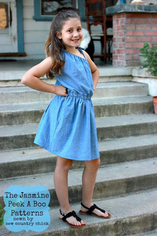 girls one shoulder dress
