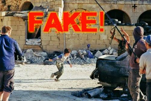Video Kanak-Kanak Selamatkan Adik Syria Hanya Lakonan