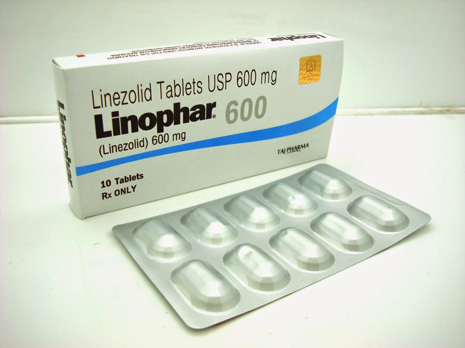 Zyvox 600 Mg Dosage
