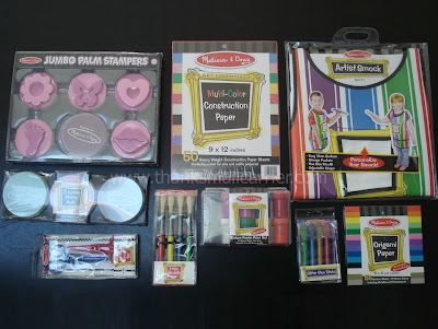 kids art supplies