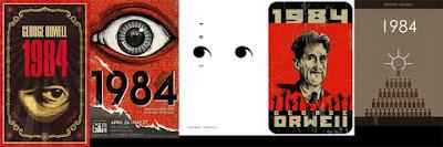 1984 Orwell portadas
