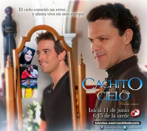 """Póster promocional de """"Cachito de cielo"""""""