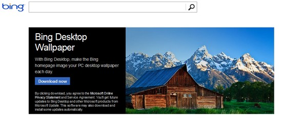 Bing-desktop-application-download