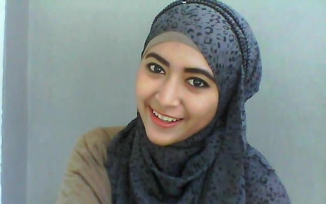 Tutorial Hijab AllScarf Persegi Panjang Dengan HeadBand Cantik Imut Modis By Natasha Farani
