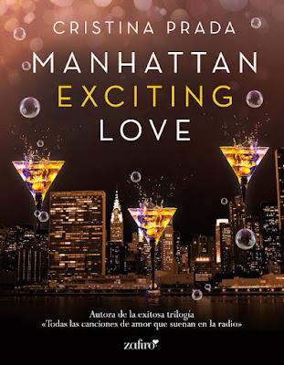 LIBRO - Manhattan Exciting Love Serie: Manhattan Love #2 Cristina Prada (Zafiro - 23 Febrero 2016) NOVELA ROMANTICA ADULTA - EROTICA Edición papel & Edición digital ebook kindle A partir de 18 años | Comprar en Amazon España