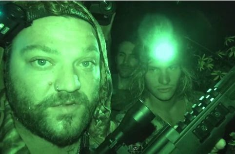 Bam Margera Bigfoot Hunt