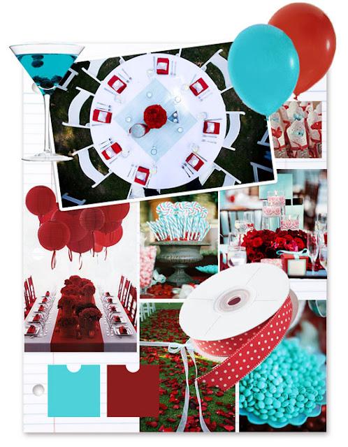 Fleur De Jour Wedding Colors For All Seasons