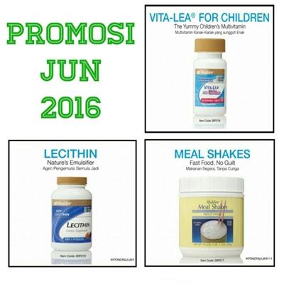 Promosi Jun 2016