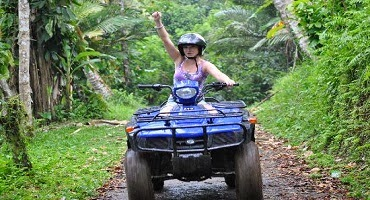 Bali Quad Tour