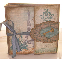 Vintage Scrapbook Photo Tutorial