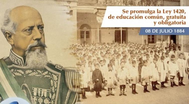 ley de educacion 1420: