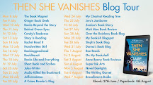 And Then She Vanishes Blog Tour