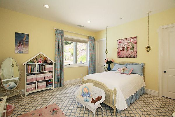 Kids bedroom design for girls boys painting ideas Childrens bedroom paint