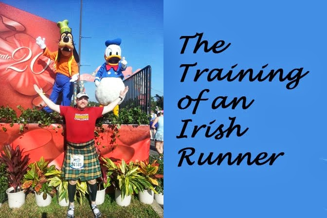 The Training of an Irish Runner