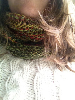 Free Knitting Pattern - Drop Stitch from the Stitches Free