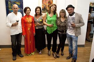 Expositores en Espacio Cultural Abierto