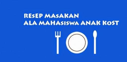 Image Result For Resep Masakan Murah Buat Anak Kos