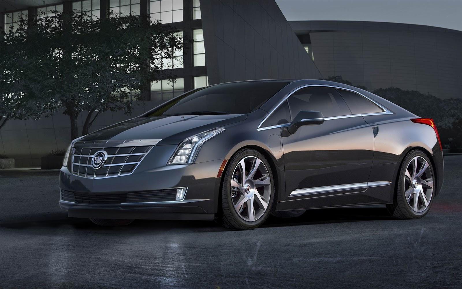 2014 Cadillac ELR Auto