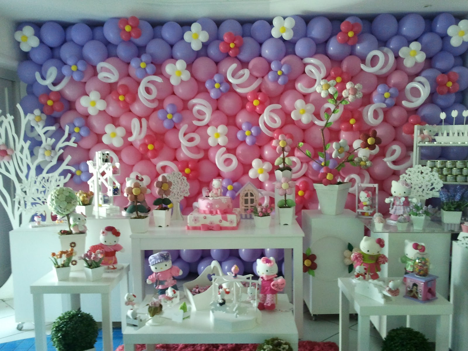 Balão Mágico Paineis de balões