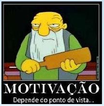 TEXTO DE MOTIVAÇÃO