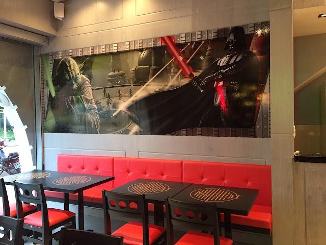 Restaurante Star Wars em São Paulo
