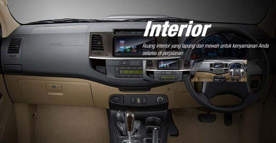 Spesifikasi Dan Harga Mobil Toyota Fortuner Makassar