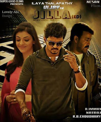 ... Vijay's Latest Posters. ilayathalapathy vijay's upcoming movie gilla