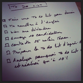 Adopter la done-list set beaucoup plus efficace que la to-do list
