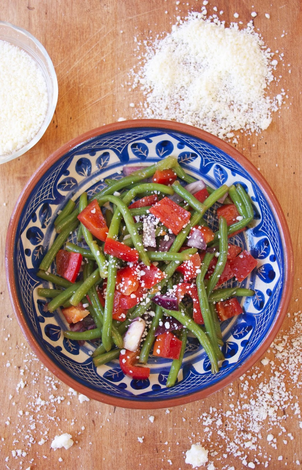 Green Bean Salad- simplelivingeating.com