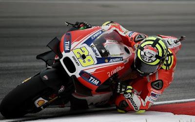 Demi Mengangkat Nama Italia Di MotoGP