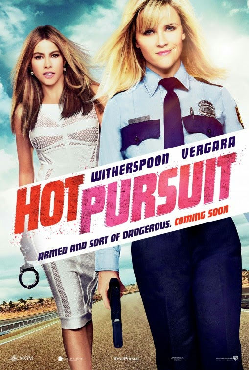 Pisándonos los Tacones! (Hot Pursuit) (2015)